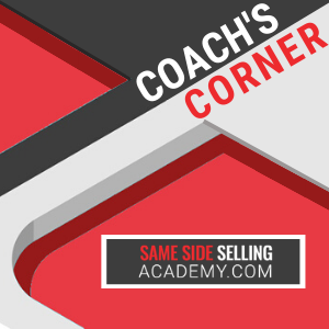Coach's Corner Arrow