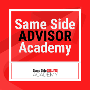 Same Side Advisor Academy Logo