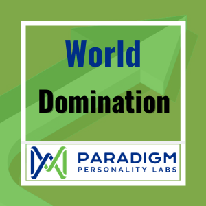 Paradigm World Domination Logo