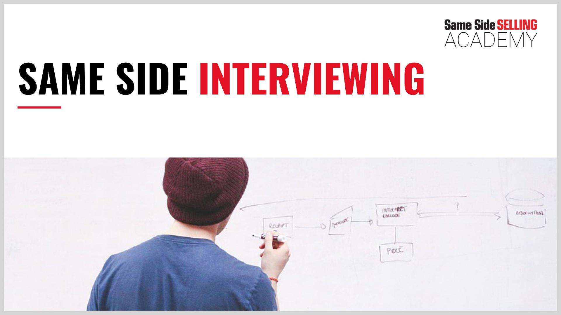 American Dream U Interviewing